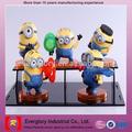 à puce en plastique jouet mignon dessin animé personnalisé figure jouets éducatifs pour enfants