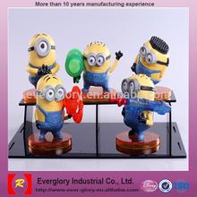 Smart Plastic Cute Toy Custom Cartoon Figure Children's Educational Toys