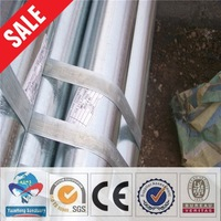 48mm galvanized steel pipe/scaffold tube