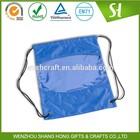 cute drawstring backpack bag drawstring sports bag polyester