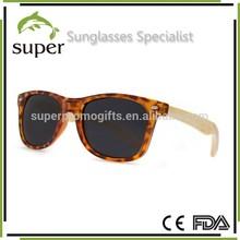 Bamboo Legs Sunglasses Designer UV400 Natrual Wood Glasses Retro Style Hand Made Wooden Temples