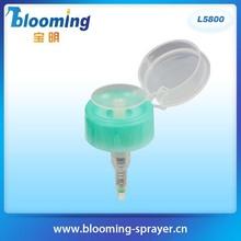 Nail liquid pump dispenser plastic nail pump33/410