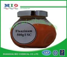 Fluazinam 98%tech, 500 g/l SC fungicide MIOCHEM