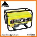Generador del motor de gasolina 5.5hp