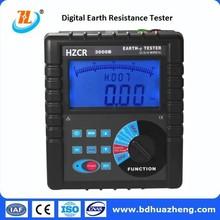 Digital Resistance Tester Series Earth Resistance Soil Resistivity Tester