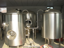 1000L Alcohol/beer production equipment/commercial beer brewery equipment for sale