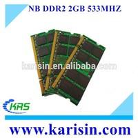 Arbeitsspeicher hot sales ram ddr2 533mhz 2gb notebook