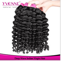 Hot selling products 8 inch virgin remy indian hair weft