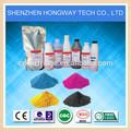 láser a color del polvo de toner compatible con ricoh 3800 para laimpresora