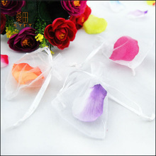 wedding favour bags organza wedding gift candy bags