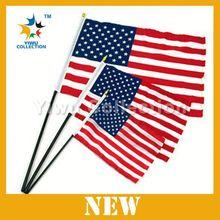 aluminium flagpole,promotional customized cheap flags,car decoration