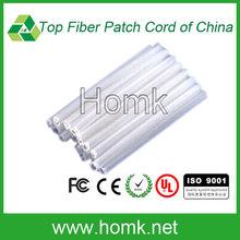 Heat shrinkable tube without glue optical fiber heat shrinkable tube