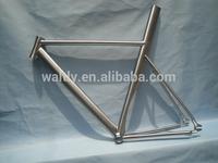 Favorable price racing bike titanium frame chinese road bike