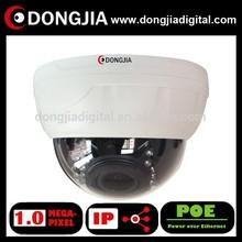 DONGJIA DA-IP3117HDV 2.8-12mm varifocal indoor dome 720p onvif network ip security camera varifocal lens