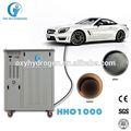 hho3000 de carbono do carro de limpeza do carro simulador de pintura