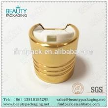 24/410 screw thread plastic aluminum disc top caps