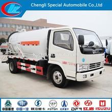 China Factory Make Dongfeng fecal suction truck 12ton sewage truck dongfeng 6cbm 7cbm 8cbm dongfeng used septic tank trucks