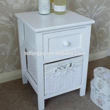 Wicker bedroom furniture chest drawers wicker dresser for Sale