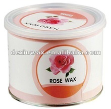 Rose depilatory soft wax 400ml