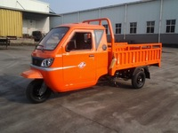 new style 250CC Van Cargo Tricycle ,Water Cooled Engine Trike