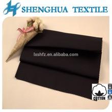 Textile cotton Core-spun yarn Double warp plain stretch TWILL fabrics