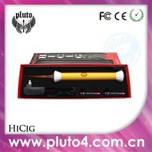Best selling product ecigartor colorful HiCig vaporizer big vapor hookah pen wholesale