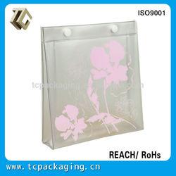 TC140069 cosmetic plastic bag Eco plastic