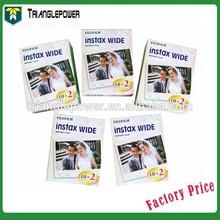 Fuji Instax wedding film twin pack - WIDE FujiFilm Photographic Film Instant
