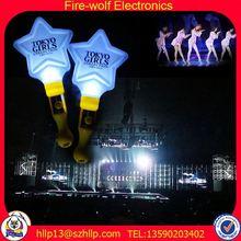 Guangzhou 34.5cm led stick toy 32.5cm led glow sticks