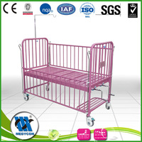 BDB02 Two Function Manual hospital children bed