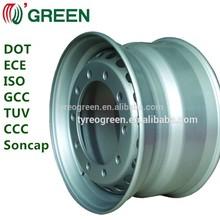 good quality tubeless steel truck wheel rim 22.5*11.75 for 15R22.5 tire