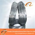 99.995% pureza de zinco por imersão a quente galvanizado fio obrigatório
