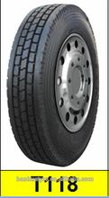 Truck tires 11r24.5 FAMOUSE BRAND: THREE-A, YATAI, SHENGTAI, YATONG, SANJIA, EA GOOD, AOTELI