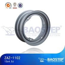 13x4.5 heavy equipment blank wheel rim for wheel loader