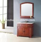 PVC bathroom cabinet vanity