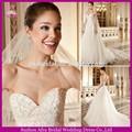 sd830 nuovo stile di abito da sposa perline di cristallo sexy foto di abito da sposa arabo