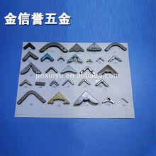 Metal protective corners