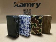 2015 Vapor black newest ecig vape mechanical mod Newset Original kamry20 MVP 20W Box Mod copper dimitri mod