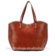 fashion korean leather lady handbag made in india clutch bag