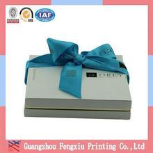 Unsurpassed Printing Company Guangzhou Chocolate Packaging Box