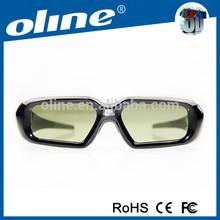 New arrival! DLP projector 3d active shutter glass Lowest Price 3D Glasses 96 - 144Hz OLINE NX-30