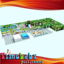 HSZ-KTBB410 used soft play equipment for sale, mcdonalds playground equipment