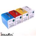 sinotek móveis casa sistema solar painel 10w 12v barato sistema de energia solar