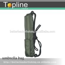 OEM welcome umbrella sleeve for beach fishing / umbrella bag