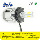 top selling 18w 2000 Lumen led headlight bulbs for motorcycles