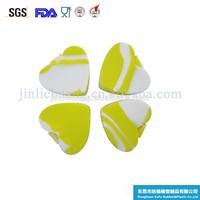 Food Grade Non-toxic portable pocket silicone containers small