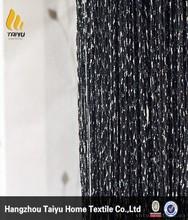 2015 fashion decoration fabrics flower waterproof shower window curtains