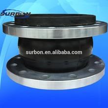 2015 great elastic carbon steel flexible rubber joints