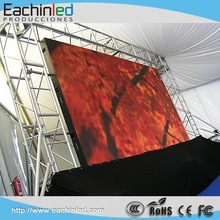 Full Color Led Screen rental events outdoor & indoor led curtain screen Waterproof Rgb Led Display