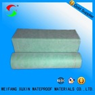 Polymers ethylene synthetic roofing underlayment/polyester roofing fiber fabric/polypropylene waterproofing nonwoven